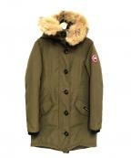 CANADA GOOSE(カナダグース)の古着「ロスクレアパーカー」|グリーン(MILITARY GREEN)