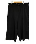 CHUBBY BROS(チャビーブラザーズ)の古着「スーパーワイドパンツ」|ブラック