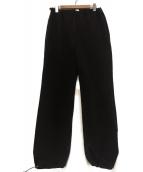 KAIKO(カイコー)の古着「フォーセールストレーニングパンツ」|ブラウン