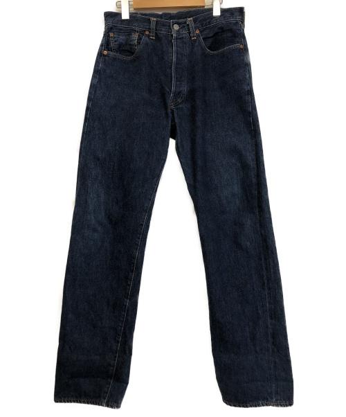 LEVIS VINTAGE CLOTHING(リーバイスヴィンテージクロージング)LEVIS VINTAGE CLOTHING (リーバイス ヴィンテージ クロージング) [古着]復刻ヴィンテージ デニム パンツ ブルー サイズ:W32 501XX 1955MODEL復刻 米国製の古着・服飾アイテム
