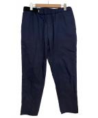 Graphpaper(グラフペーパー)の古着「Stevensons Cook Pants」|ネイビー