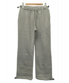 KAIKO(カイコー)の古着「SWEAT TRAINING PANTS」|グレー