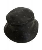 MCM(エムシーエム)の古着「ヴィセトスバケットハット」|ブラック