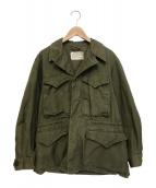 US ARMY(米軍)の古着「M-1943フィールドジャケット」|オリーブ