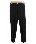 KAIKO(カイコー)の古着「THE PREST PANTS」|ブラック
