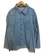 C.E(シーイー)の古着「デニムジャケット」 ブルー