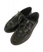 Dr.Martens(ドクターマーチン)の古着「タッセルローファー」|ブラック