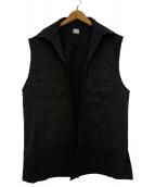 KAIKO(カイコー)の古着「70606- VEST」|ブラック