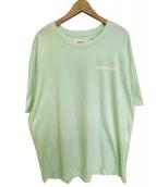 FOG ESSENTIALS(フェアオブゴット エッセンシャル)の古着「半袖カットソー」|グリーン