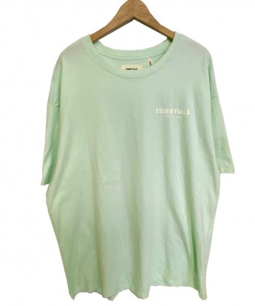 FOG ESSENTIALS(フィアオブゴッド エッセンシャル)FOG ESSENTIALS (フェアオブゴット エッセンシャル) 半袖カットソー グリーン サイズ:Lの古着・服飾アイテム