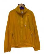 Battenwear(バテンウェア)の古着「ナイロンジャケット」 イエロー