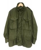 US ARMY(米軍)の古着「M-65フィールドジャケット」|オリーブ