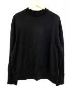 Y-3(ワイスリー)の古着「Signature Graphic Sweatshirt」 ブラック