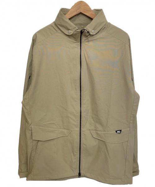 MILLET(ミレー)MILLET (ミレー) フーデッドジャケット ベージュ サイズ:XL 未使用品の古着・服飾アイテム
