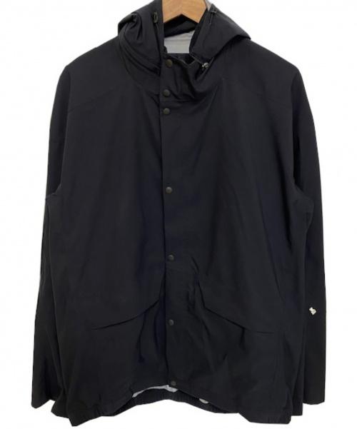 MILLET(ミレー)MILLET (ミレー) フーデッドジャケット ブラック サイズ:Lの古着・服飾アイテム
