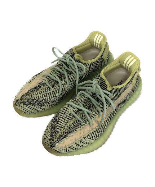 adidas(アディダス)adidas (アディダス) ローカットスニーカー イエロー サイズ:27.5 YEEZY BOOST350V2 fw5191 YEEZREEL イージーブースト イーズリールの古着・服飾アイテム
