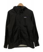 Patagonia(パタゴニア)の古着「Torrentshell 3L Jacket」 ブラック