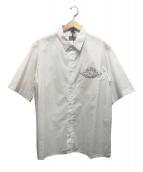 AIR DIOR(エアディオール)の古着「M.Woven Shirt」|ホワイト