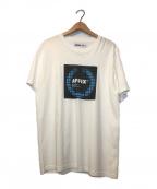 affix(アフィックス)の古着「フォトTシャツ」|ホワイト