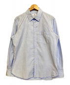 LANVIN en Bleu(ランバンオンブルー)の古着「130周年記念 オリジナルカラーシャツ」 ブルー