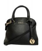 FURLA(フルラ)の古着「ショルダーバッグ」|ブラック
