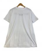 ALYX(アリクス)の古着「ロゴビジュアルTシャツ」 ホワイト