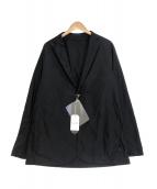 TEATORA(テアトラ)の古着「Wallet Jacket TM」|ブラック