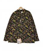 AiE()の古着「ペンキジャケット」|ブラック