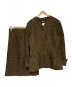 CELINE(セリーヌ)の古着「[OLD]ヴィンテージセットアップ」|ブラウン