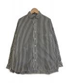 TICCA(ティッカ)の古着「スクエア ビッグ 57シャツ」|グレー