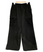 DAIWA PIER39(ダイワ ピアサーティンナイン)の古着「ストレッチパンツ」|ブラック