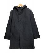 MACKINTOSH PHILOSOPHY(マッキントッシュフィロソフィー)の古着「ライナー付フーデッドコート」|ネイビー
