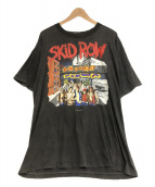 バンドTシャツ(バンドティーシャツ)の古着「[VNTG]バンドTシャツ」|ブラック