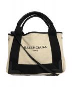BALENCIAGA(バレンシアガ)の古着「ハンドバッグ」|ホワイト