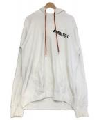 AMBUSH(アンブッシュ)の古着「ロゴパーカー」|ホワイト