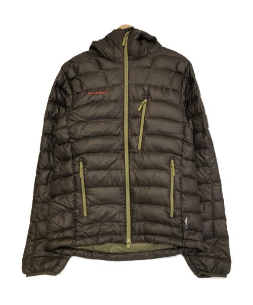 MAMMUT(マムート)MAMMUT (マムート) ダウンジャケット グリーン サイズ:Mの古着・服飾アイテム