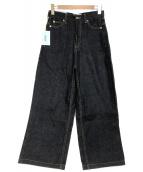 SERGE(サージ)の古着「デニムパンツ」|インディゴ