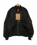 Buzz Ricksons(バズリクソンズ)の古着「L-2Bジャケット」|ブラック