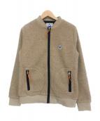CAPE HEIGHTS(ケープハイツ)の古着「ボアフリースジャケット」|ベージュ