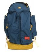 UNDERCOVERISM(アンダーカバイズム)の古着「バックパック」 ブルー
