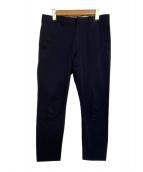 YAECA(ヤエカ)の古着「chino cloth PANTS」|ネイビー