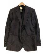 GIORGIO ARMANI(ジョルジオアルマーニ)の古着「2Bジャケット」|ネイビー