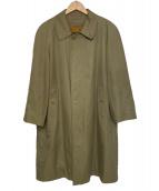 Burberrys(バーバリーズ)の古着「ノヴァチェックライナー付バルマカーンコート」|ベージュ