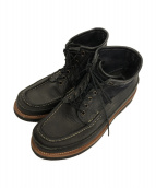 RUSSELL MOCCASIN(ラッセルモカシン)の古着「ブーツ」|ブラック