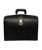 土屋鞄(ツチヤカバン)の古着「ダレスバッグ」|ブラック