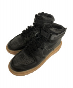 NIKE(ナイキ)の古着「AIR FORCE 1 GORE-TEX BOOTS」|ブラック