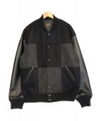 SKOOKUM(スクーカム)の古着「PATCH AWARDJKT BK」|ブラック