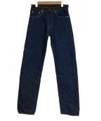 TCB jeans(ティーシービー ジーンズ)の古着「デニムパンツ」|インディゴ