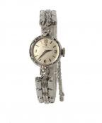 OMEGA(オメガ)の古着「リーフモチーフアンティーク腕時計」