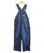 Sears(シアーズ)の古着「[VNTG]60-70'Sデニムカバーオール」|ブルー